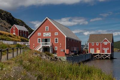 Newfoundland: Trinity, Bonavista, Random Passage