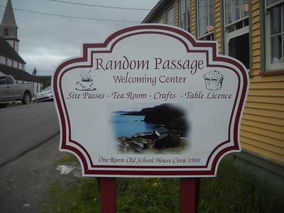 Random Passage - New and Old Bonaventure