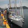 St. John's NF - Sailboat from Corpus Christie, Texas