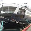 St. John's NF - Russian cruise ship under arrest.