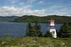 Woody Point Lighthouse, Bonne Bay.