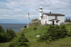 Lobster Cove Lighthouse, Rocky Harbour, Gros Morne Natl Park.