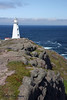 New Cape Spear Lighthouse, circa 1955. Cape Spear is the Easternmost point in North America.
