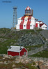 Cape Bonavista lighthouse.