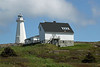 New Cape Spear Lighthouse, circa 1955.