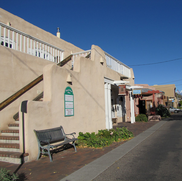 Old Town, Albuquerque, NM