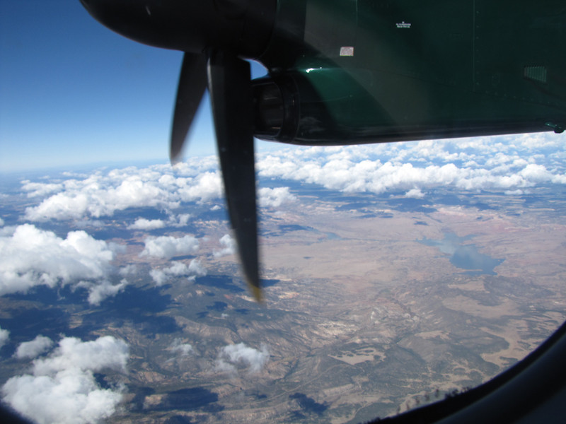 Flying Denver to Albuquerque