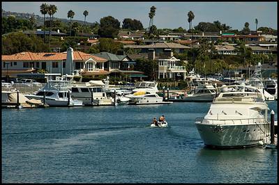 Newport Beach, Ca, Balboa Island