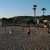Volleyball on Laguna Beach (photo by Greg Kott)