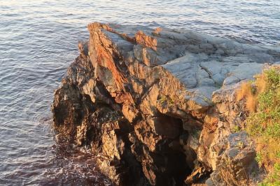 Cliff Walk Rocks