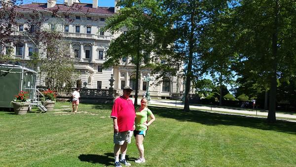 Newport, RI, with Jill Glazer & Bobby Major, June 21 - 26, 2015