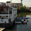 Old Cape Cod ferry being restored.