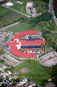 Niagara Falls, Great Wolf Lodge, in Canada