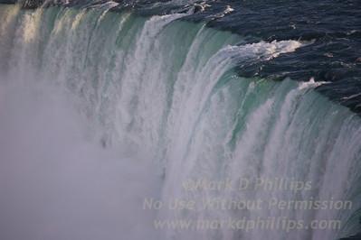 NIagara Falls, Canada, Horseshoe Falls