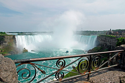 Mighty Niagara Falls