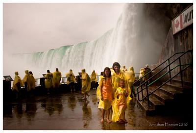 Very impressive waterfall!