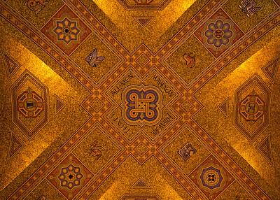 Museum roof