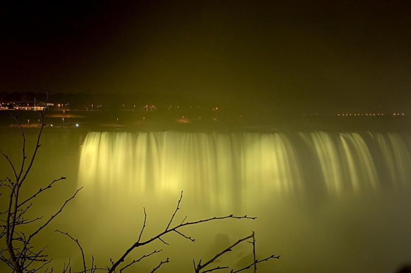 Horse Shoe Falls, Canada<br /> CCI