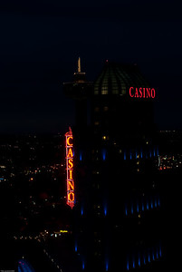 Casino next door