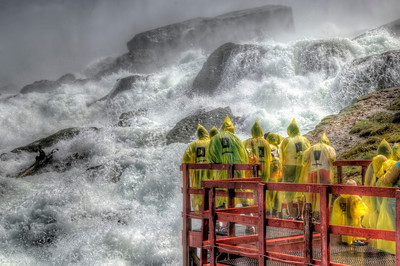 You Will Get Wet - Niagara Falls