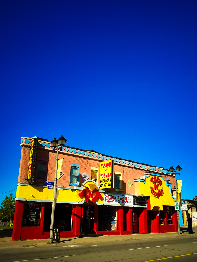 Mexican restaurant in Niagara Falls