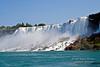 American Falls, Niagara Falls, Cave of the Winds Tour,  Niagara Falls State, New York, USA, North America