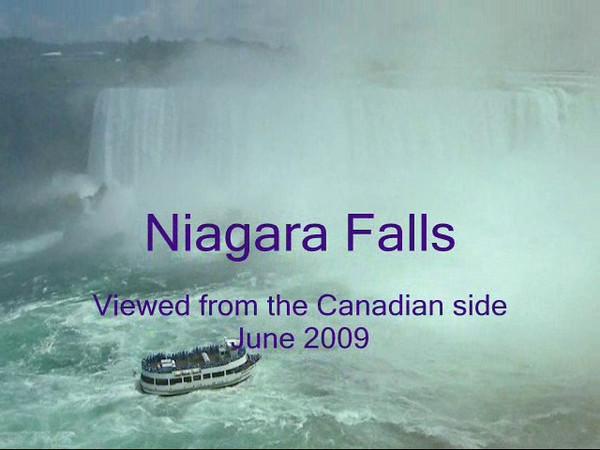 Video Niagara