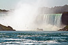 Maid of The Mist,  Boat Tour, Canadian Falls, Canada, North America