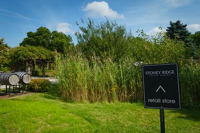 Stoney Ridge Winery Gardens