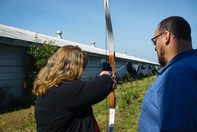 The Archery Lesson