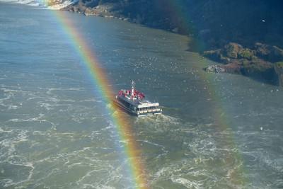 Between the Rainbows