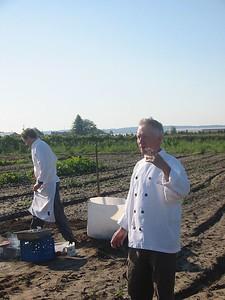 Dave Perkins at Wyndym Farm