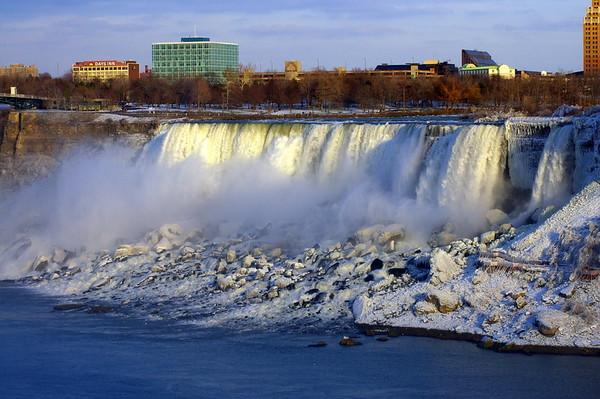 Niagara Trip (Jan 08)