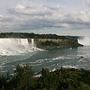 American(left) and Canadian(far right)falls-Niagra Falls Ny/Canada!  Awesome!