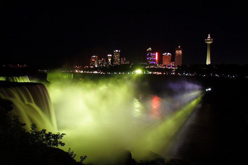 Niagra Falls, September 2008