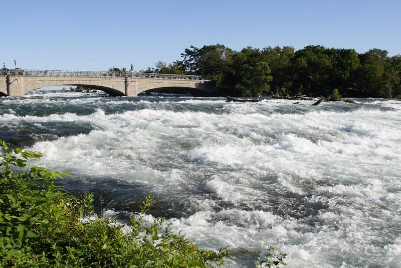 Niagra Falls, September 2008