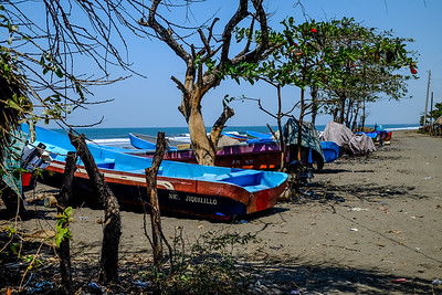 Fishing Village, Chinandega.