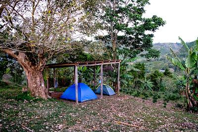 A campsite too.