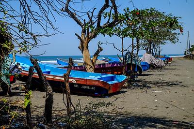 Fishing Village, Chinandega.