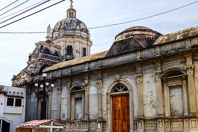 Church of La Merced, 1534.