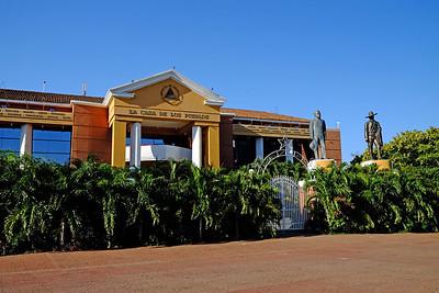 Casa Presidencial. Managua, Nicaragua.