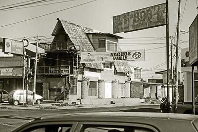 El Pollo Willy, Managua. Fast Food Chicken restaurant.