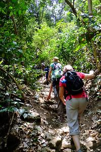 Reserva Natural Chocoyero El Burjo - Ticuantepe, Managua, Nicaragua.