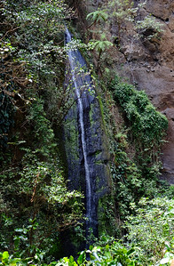 Chocoyero Waterfall.