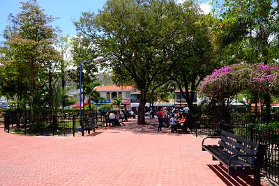 City Center Park.