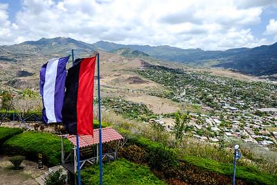 Cerro El Calvario - Matagalpa, Nicaragua.