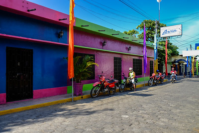 Colorful Ometepe.
