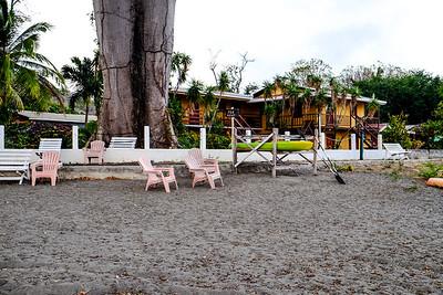 Hotel Charco Verde. Ometepe Island - Moyogalpa,  Nicaragua.