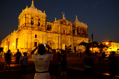 Cathedral Basilica of the Assumption of León.