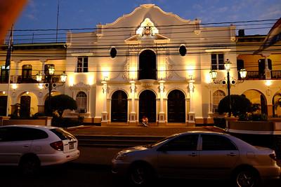The National Autonomous University of Nicaragua-León.